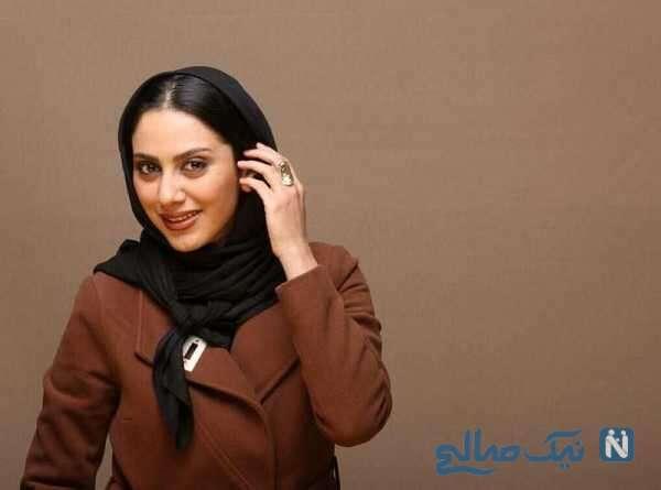 مونا فرجاد بازیگر ایرانی
