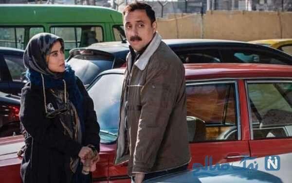 امیرحسین رستمی و الهام اخوان در دودکش