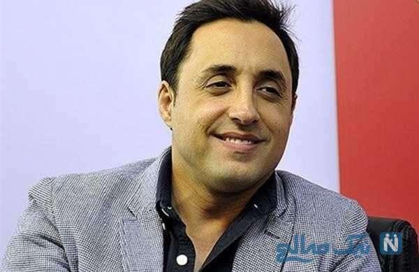 امیرحسین رستمی و الهام اخوان در پشت صحنه سریال دودکش ۲