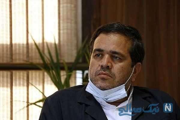 تصویری از عنابستانی نماینده مجلس