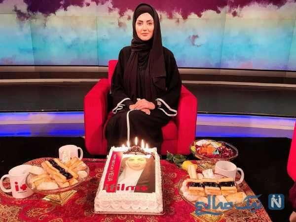 جشن تولد هلیا امامی
