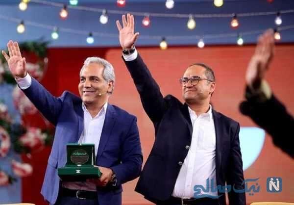 بازیگر طنز مهران مدیری و رامبد جوان