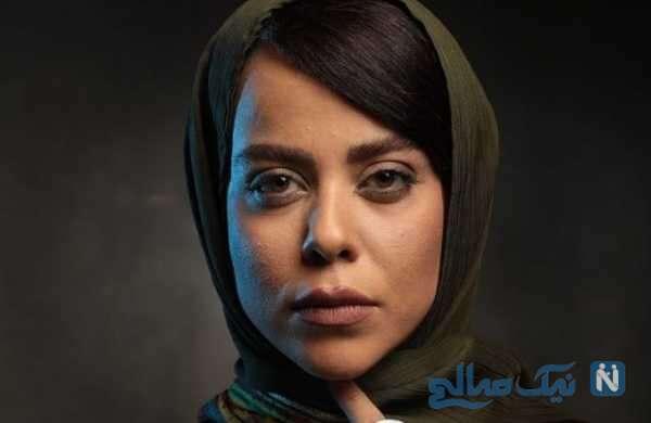 استایل شیک و رنگارنگ الهام اخوان بازیگر دودکش ۲