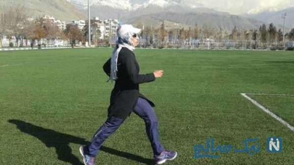 مهارت های ورزشکار زن