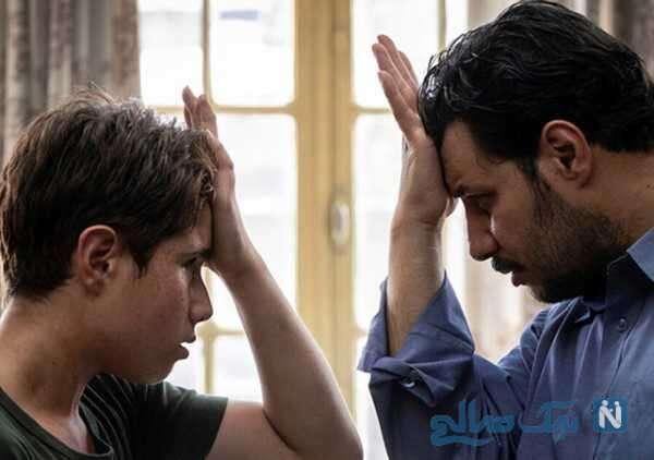 تصویری از جواد عزتی در فیلم خورشید