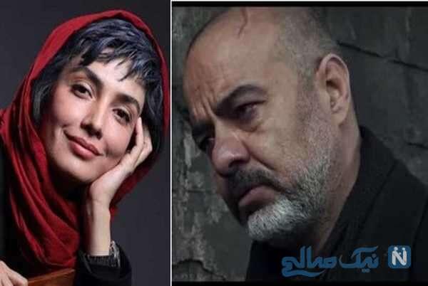 تصویری از لیلا زارع و سعید آقاخانی