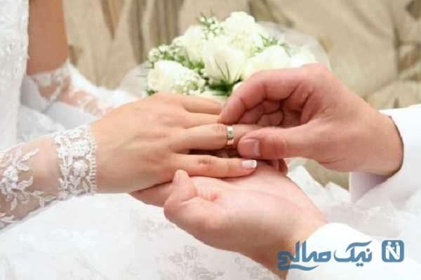 در میان حیرت همگان یک جوان همزمان با دو دختر ازدواج کرد.
