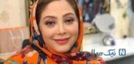 تصویر دیده نشده از افزایش وزن مریم سلطانی بازیگر معروف سینما