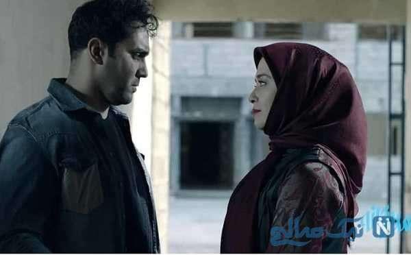 مهرآوه شریفی نیا و پوریا پورسرخ در فیلم سینمایی مدیترانه