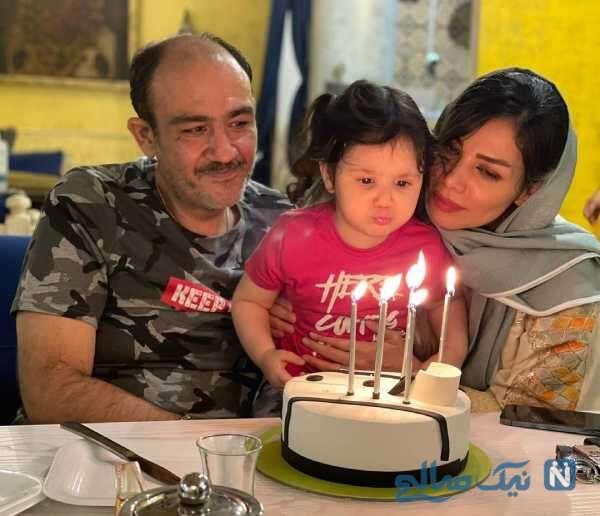 جشن تولد 47 سالگی مهران غفوریان
