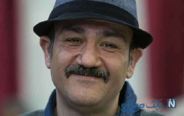 عکس جدید از حضور مهران غفوریان در هیئت عزاداری حسینی