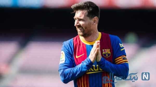 لیونل مسی ستاره فوتبال جهان