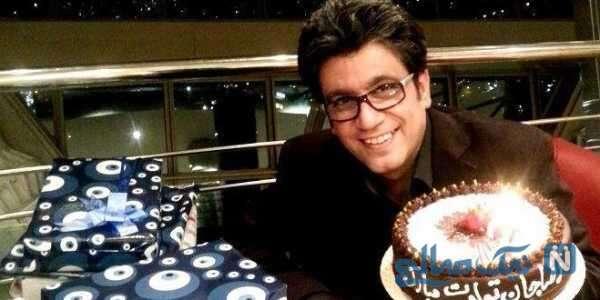 جشن تولد آقای مجری
