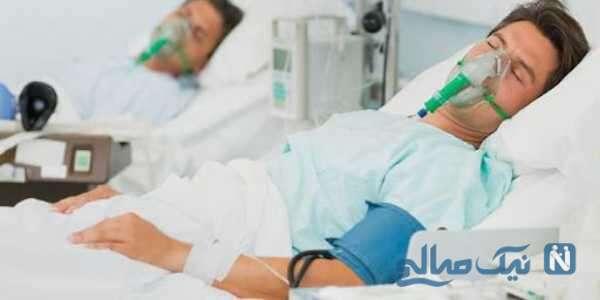 اکسیژن رسانه به بیماران کرونایی