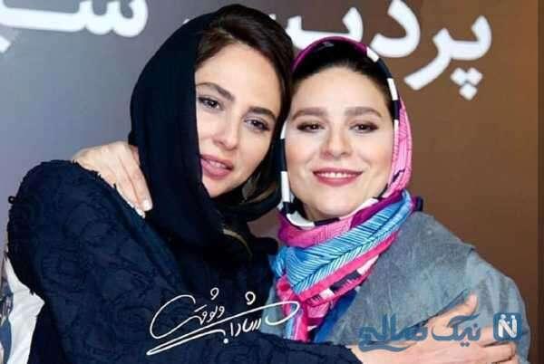 عکس از رعنا آزادی ور و سحر دولتشاهی