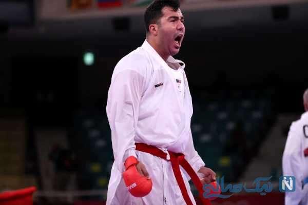 ملی پوش کاراته