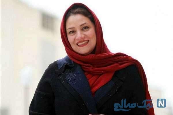 عکس شاد و پرانرژی شبنم مقدمی کنار بازیگران خردسال سریال معمولی