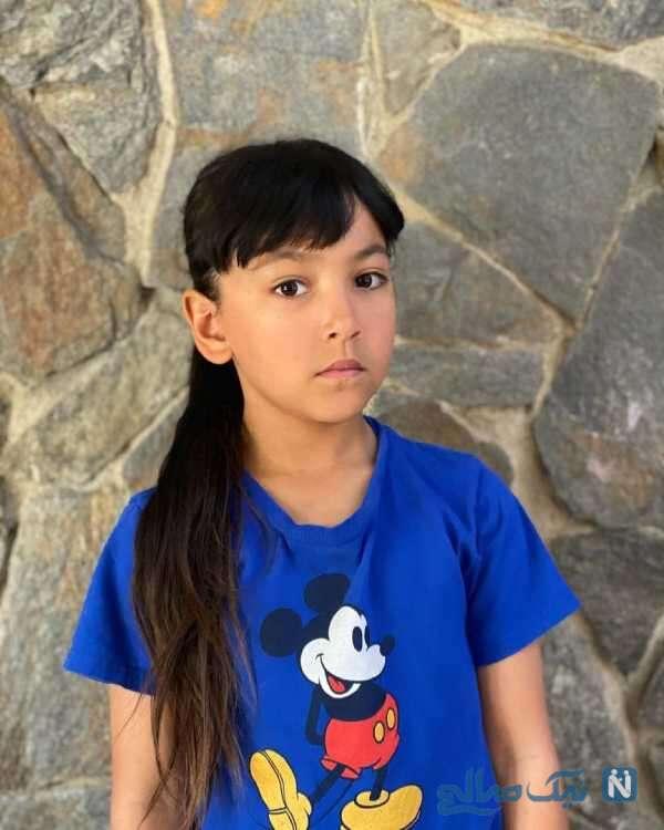 دختر خواننده معروف