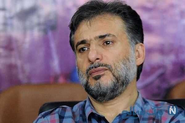 گریه های دردناک سید جواد هاشمی در مراسم تشییع مرحوم ارشا اقدسی
