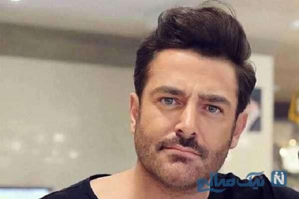 عکس دیده نشده از چهره عجیب و متفاوت محمدرضا گلزار بازیگر سینما