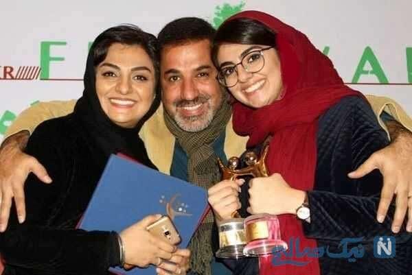 دختر و همسر علی سلیمانی