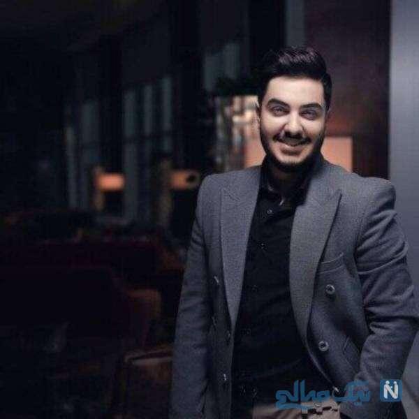 آرون افشار خواننده معروف