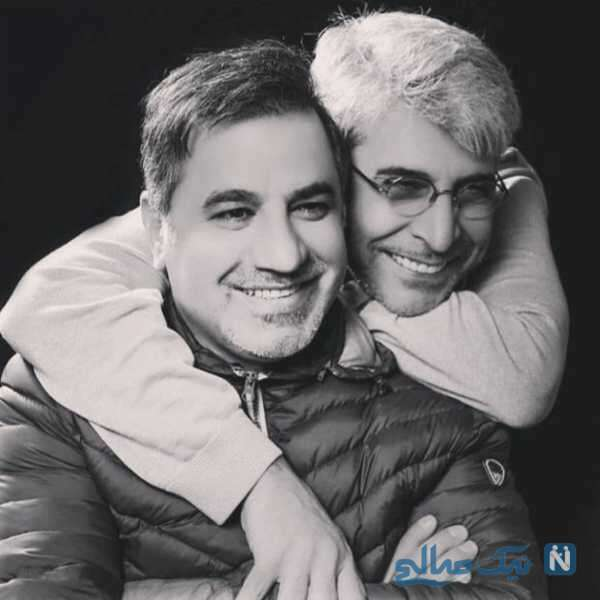 علی سلیمانی و امیر غفارمنش بازیگر