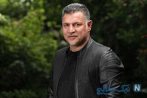 حرفهای جالب مادر علی دایی ، در مورد اسطوره فوتبال ایران علی دایی
