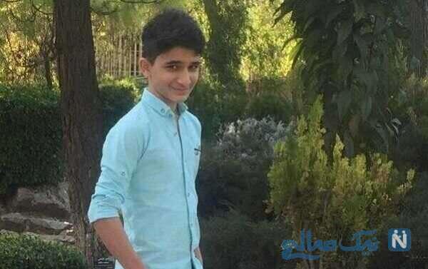 اعطای حکم شهادت به خانواده علی لندی نوجوان فداکار ایذه ای