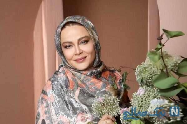 امیر خسرو عباسی همسر بهاره رهنما با هلیکوپتر به زیارت قبر مادرش رفت
