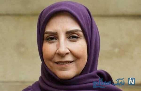 قایق سواری مرجانه گلچین بازیگر معروف سینما در آخرین روز تابستان