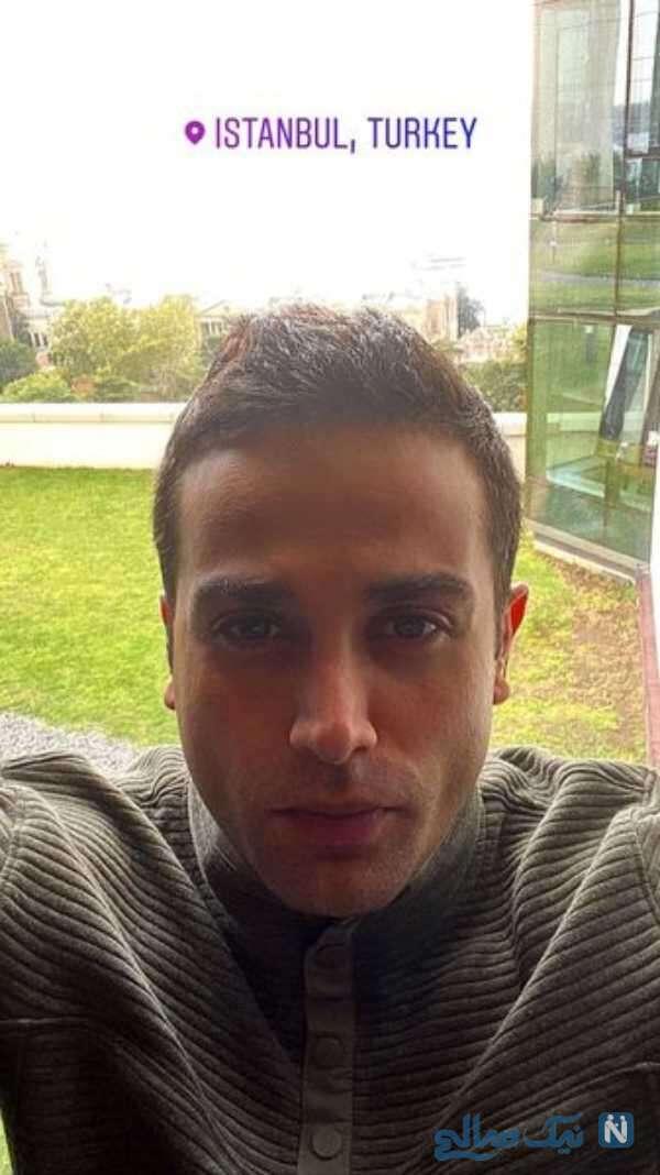 آرمان درویش در استانبول