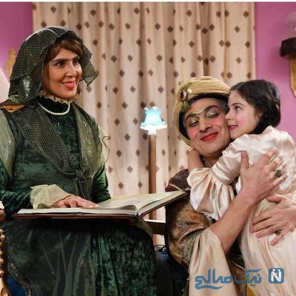 لیلا بلوکات در هشتگ خاله سوسکه