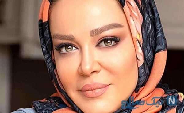 گلایه امیرخسرو عباسی همسر بهاره رهنما در لایو اینستاگرامی از برخی کاربران