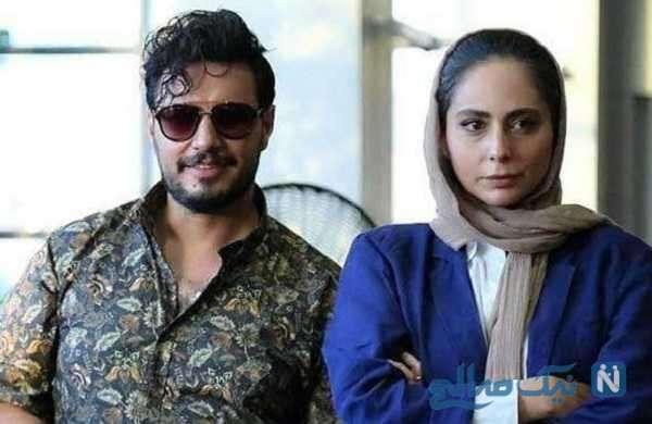 عکس سلفی شاد و پرانرژی بازیگران در پشت صحنه سریال زخم کاری