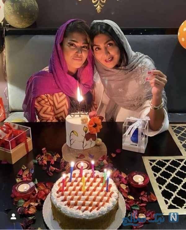 بازیگر سینما مریم معصومی و خواهرش