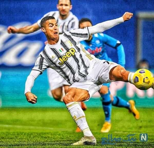 کریستیانو رونالدو بهترین گلزن تاریخ فوتبال جهان