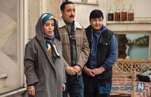الهام اخوان بازیگر دودکش 2