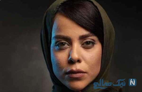 الهام اخوان بازیگر گندم در دودکش۲ : سر صحنه گریه ام میگرفت