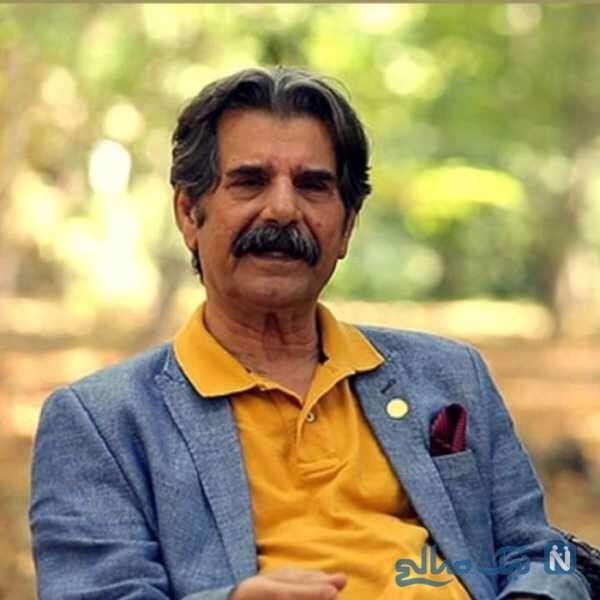 عزت الله مهرآوران بازیگر معروف