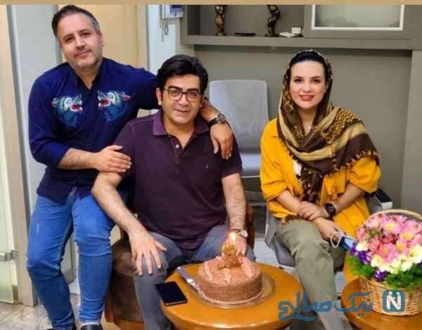 تولد 44 سالگی فرزاد حسنی