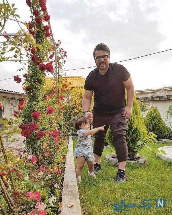 معروف ترین پدر و دختر سینمای ایران