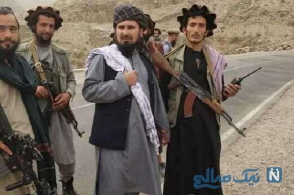 اولین فیلم از پنجشیر پس از درگیری طالبان با نیروهای «احمد مسعود»