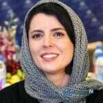 بازی دیدنی لیلا حاتمی بازیگر معروف برای تبلیغ یک لوازم خانگی