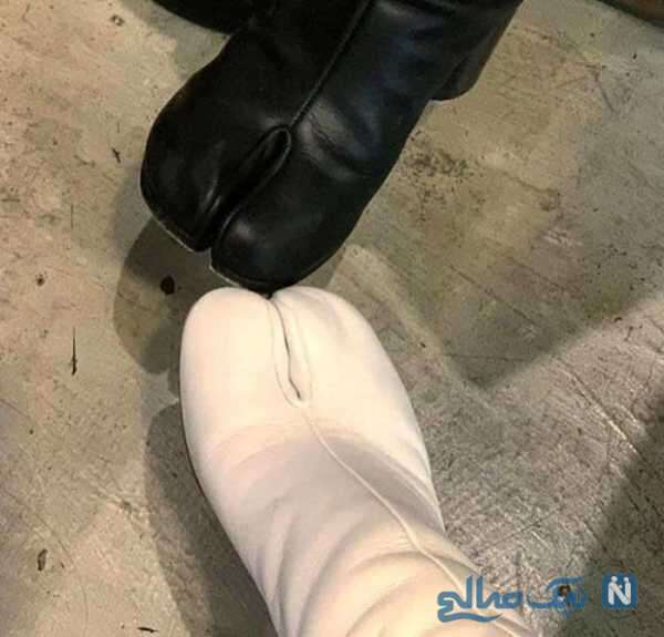 کفش های عجیب