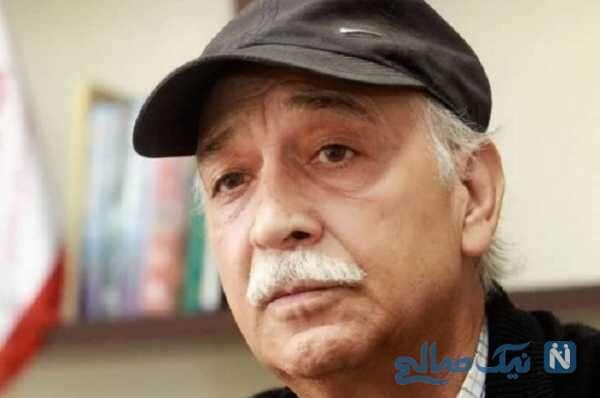 نقاشی هانا پاک نیت نوه محمود پاک نیت بازیگر معروف با رنگ انگشتی