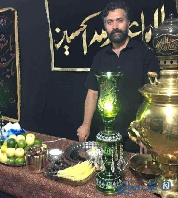 شوهربهاره رهنما در اربعین حسینی