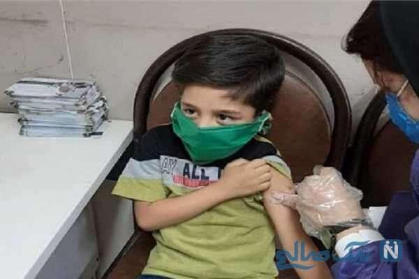 آغاز واکسیناسیون دانش آموزان در کشور