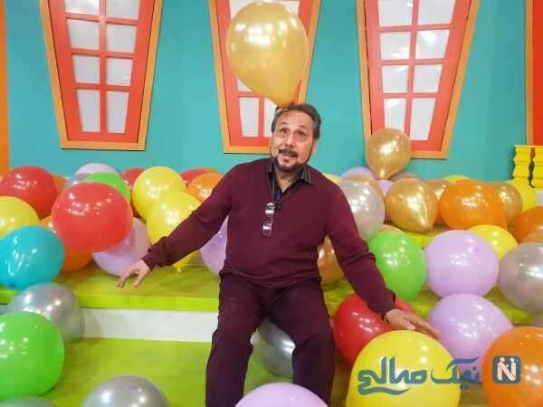 مجید قناد مجری