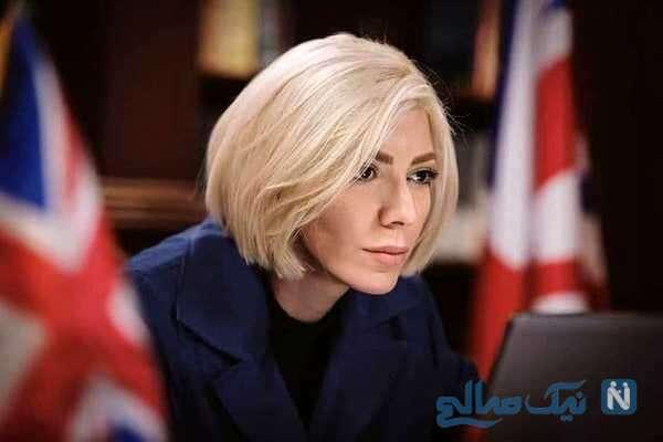 بیاینا محمودی بازیگر زن